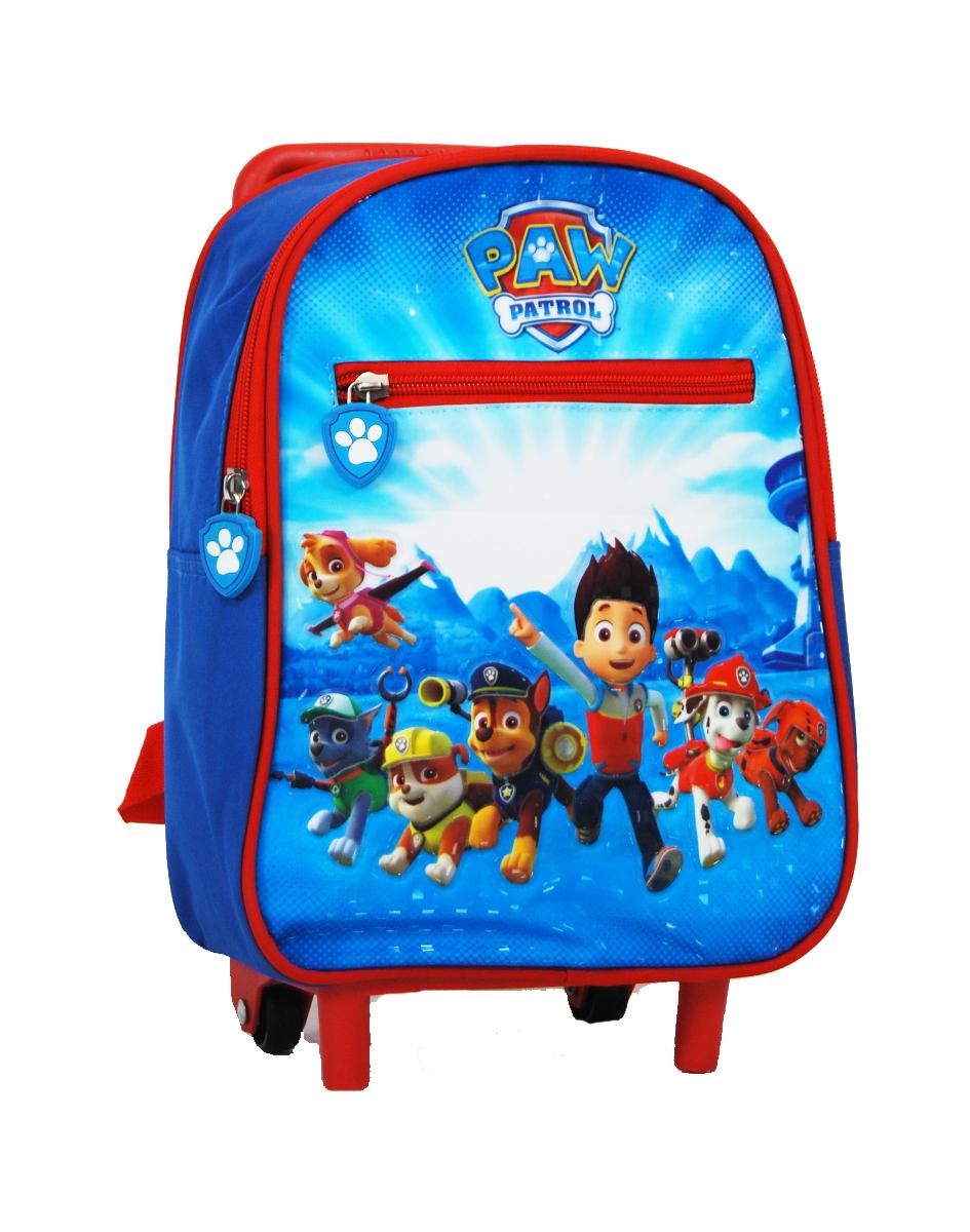 Paw Patrol Backpack Bts Nursery